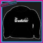 THE GRANDFATHER GRANDAD HOODY HOODIE ALL SIZES & COLOURS